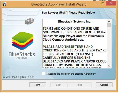آموزش BlueStacks تصویر شماره 1