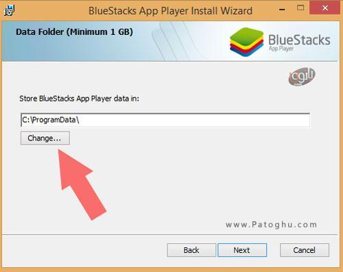 آموزش نصب BlueStacks تصویر شماره 2
