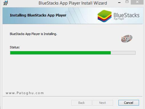 آموزش نصب BlueStacks عکس شماره 4