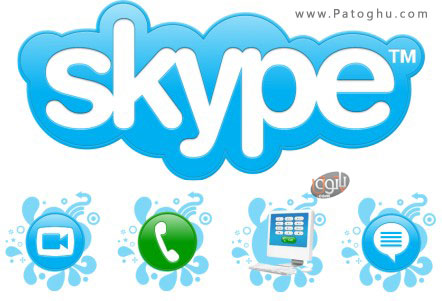 آموزش ثبت نام در اسکایپ