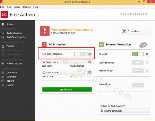 How-Install-Avira-Antivirus-8