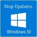 آموزش غیر فعال سازی آپدیت ویندوز ۱۰ Windows 10 automatic Update