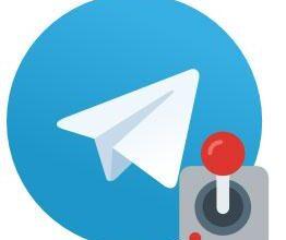تصویر از آموزش بازی کردن در تلگرام به صورت تصویری