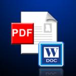 روش تبدیل فایل ورد به پی دی اف توسط ورد