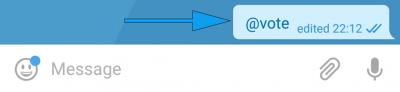 آموزش ایجاد نظر سنجی در تلگرام