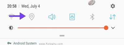 آموزش به اشتراک گذاشتن موقعیت مکانی در تلگرام