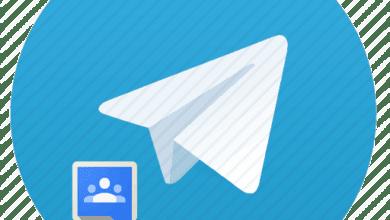 تصویر از آموزش تصویری تبدیل گروه معمولی به سوپر گروه در تلگرام