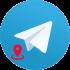 آموزش تصویری اشتراک گذاشتن موقعیت مکانی در تلگرام