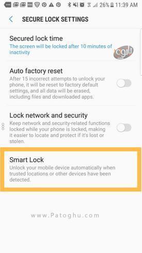 آموزش Smart Lock
