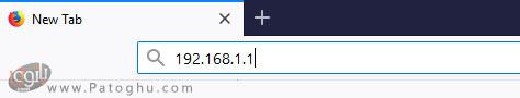 تغییر رمز وای فای-1