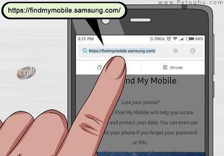 سرویس Find My Mobile در گوشی های سامسونگ-1