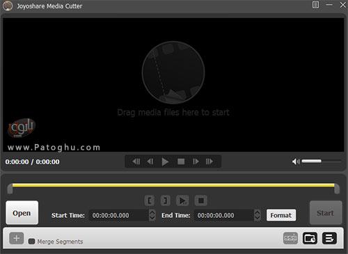 آموزش برش و ویرایش ویدیو با نرم افزار Joyoshare Media Cutter