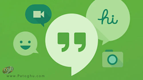 استفاده از سرویس ارتباطی Google Hangout