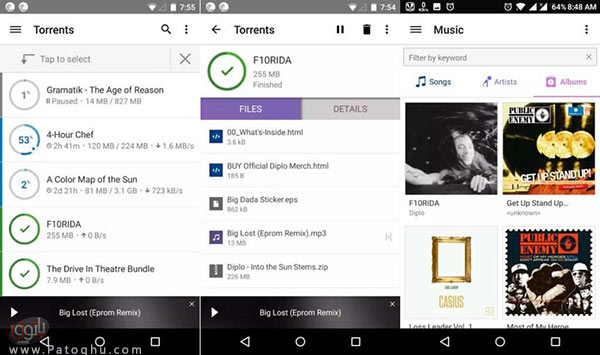 Bit torrent -torrent Downloads app