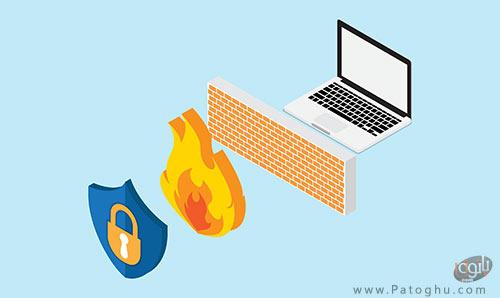 نحوه تنظیم فایروال ویندوز برای دسترسی به یک رنج IP