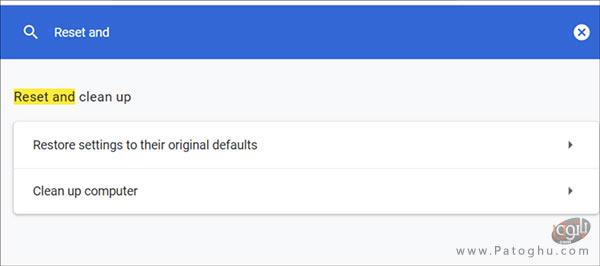 بررسی برنامه های ناسازگار با گوگل کروم-2