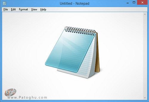 تعمیر و بازیابی فایل نوت پد آسیب دیده