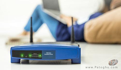 محدود کردن پهنای باند در مودم های مختلف