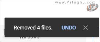 حذف فایل های اضافی-2