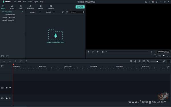 نرم افزار Wondershare Filmora9