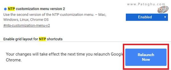 ایجاد تم سفارشی برای مرورگر گوگل کروم-3