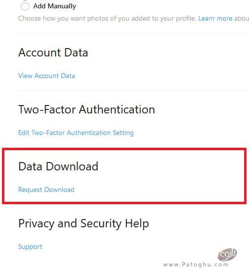 دانلود اطلاعات اکانت اینستاگرام-3