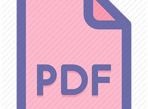 تصویر از آموزش ترکیب چند فایل پی دی اف با هم