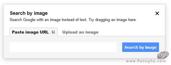 پیدا کردن منبع یک عکس در گوگل-2