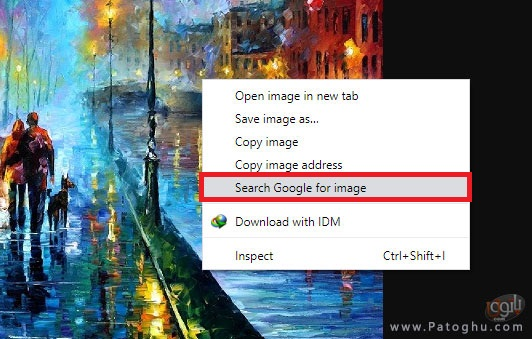پیدا کردن منبع یک عکس در گوگل-6