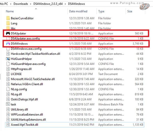 نصب و راه اندازی نرم افزار DS4Windows-1