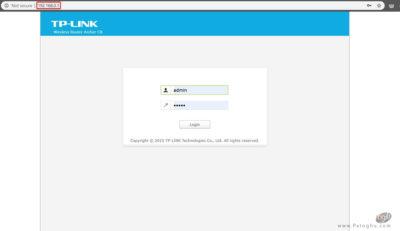 به روزرسانی Firmware روتر TP-Link-1