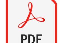 Photo of آموزش تبدیل فایل PDF/A به فایل PDF معمولی