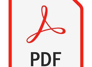 تصویر از آموزش تبدیل فایل PDF/A به فایل PDF معمولی